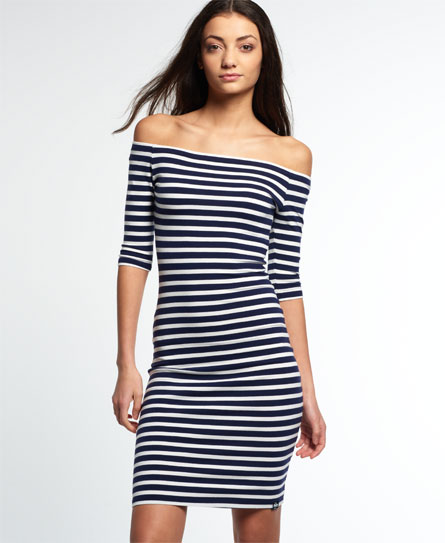 superdry bodycon dress